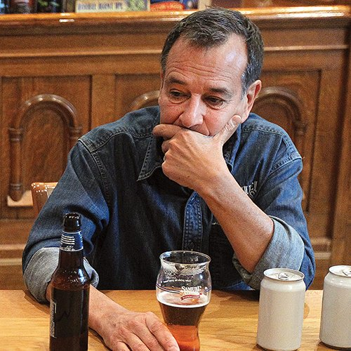 Wasted: How the Craft-Beer Movement Abandoned Jim Koch
