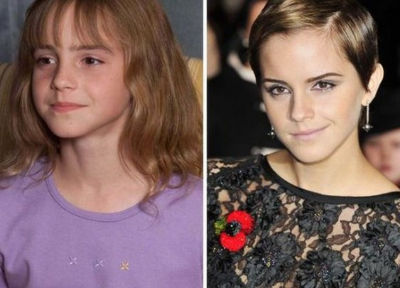 11 Stars That Puberty Was Kind To