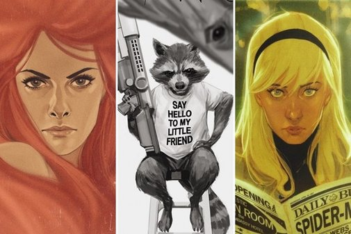 Phil Noto's Stunning Marvel Variant Covers Revealed