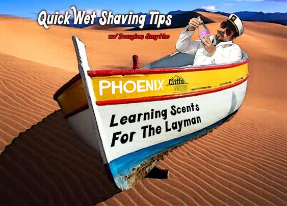 Quick Wet Shaving / Aftershave Tips w/ Douglas Smythe - YouTube