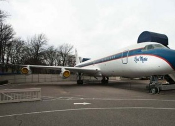 Elvis Presley's Private Jets Up For Auction