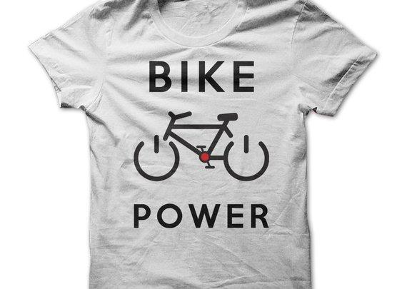 Bike Power! Tshirt