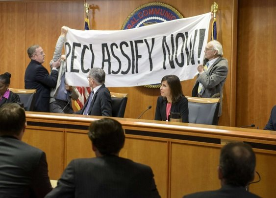 FCC chair has all but confirmed he'll side with Obama on net neutrality - The Washington Post