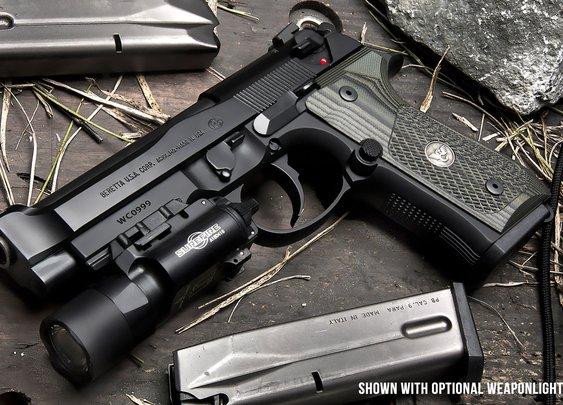 Beretta/Wilson 92G Brigadier Tactical