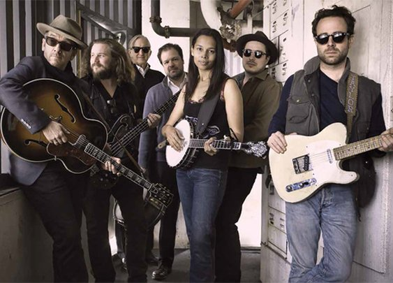 Lost and Found: The Making of The New Basement Tapes