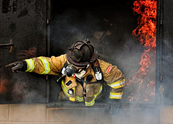 Firefighters Top Ranking of Most Stressful Jobs