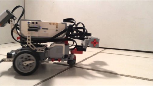 Worm 'Brain' Uploaded Into Lego Robot - CElegans Neurorobotics - YouTube