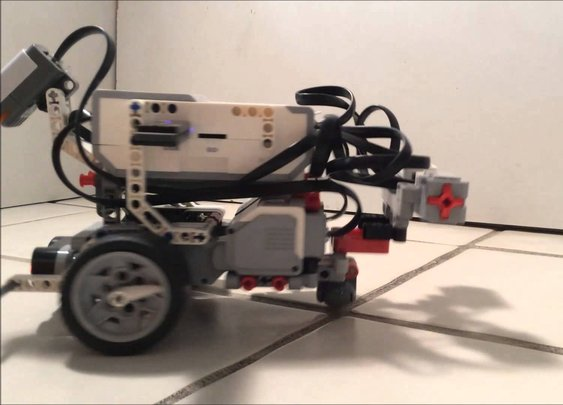Worm 'Brain' Uploaded Into Lego Robot - CElegans Neurorobotics - YouTube