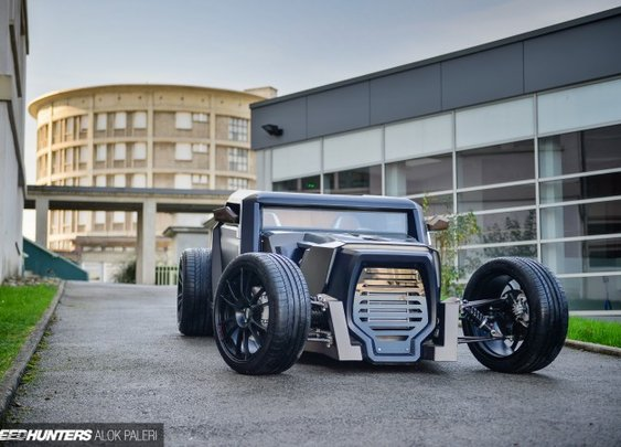 Hot Rod From Space:The Sbarro Eight Concept - Speedhunters