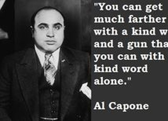 9 Facts about Al Capone, Scarface