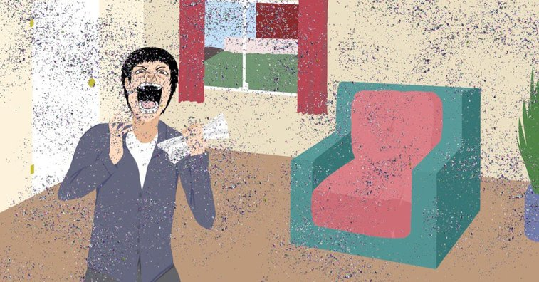 Get cold, sparkly revenge on your enemies by mailing them glitter