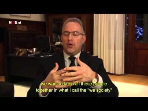 Mayor of Rotterdam tells intolerant muslims to f***k off - On live TV!