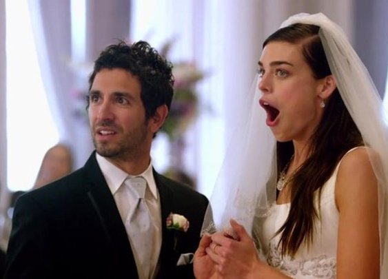 Maroon 5 Make Like 'Wedding Crashers' In Adorable 'Sugar' Video - MTV