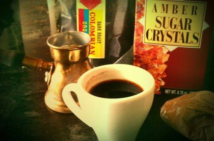 The Art of Turkish Coffee | Peace Coffee