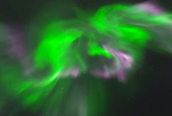 Aurora: Real time video.