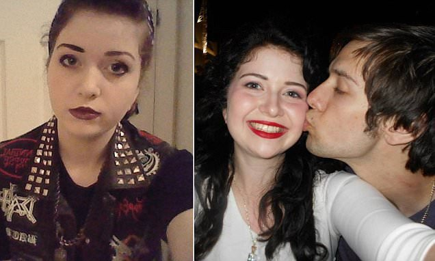 Teen with Cotard's Syndrome spent three years thinking she was DEAD | Daily Mail Online