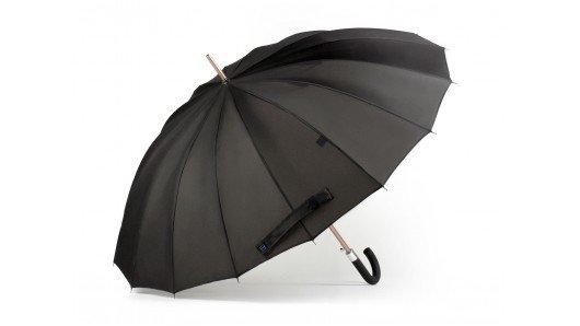 Kisha is smarter than your average umbrella