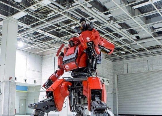 A Million-Dollar Robot Suit Is Available On Amazon Japan     TechCrunch