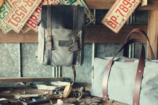 Leather Bags & Accessories by Savage Supply Co. - Men's Gear