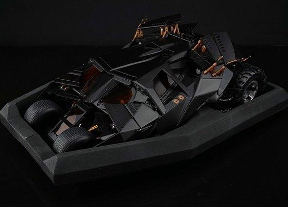 The Dark Knight Trilogy RC Tumbler - Men's Gear