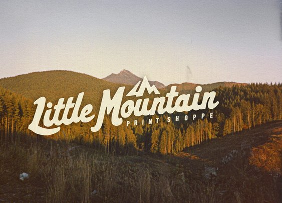 Little Mountain Print Shoppe | Art, Craftsmanship & Screen Printing
