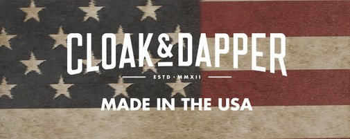 Cloak & Dapper -  A Gentleman's General Store