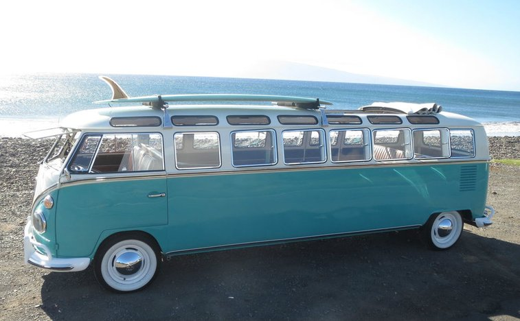 World's Only 1965 Volkswagen Bus/Vanagon For Sale