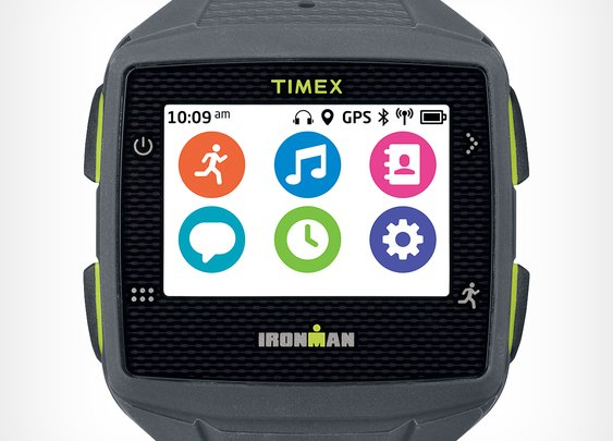 Timex IRONMAN® ONE GPS+ Gray | Timex