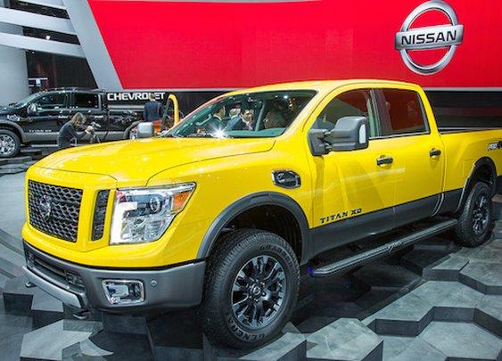 2016 Nissan Titan XD | PickupTrucks.com