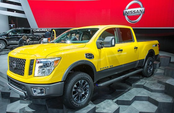 2016 Nissan Titan XD   PickupTrucks.com