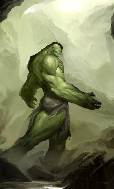 Mighty Hulk!