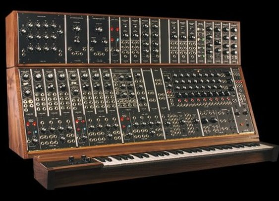Moog welcomes back the machine by bringing back large format synthesizers