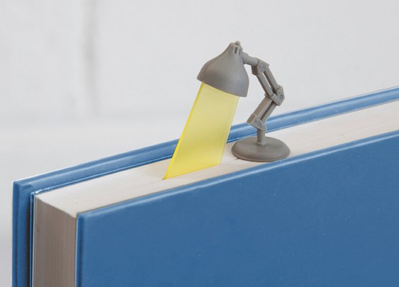 Lightmark Bookmark | The Coolector