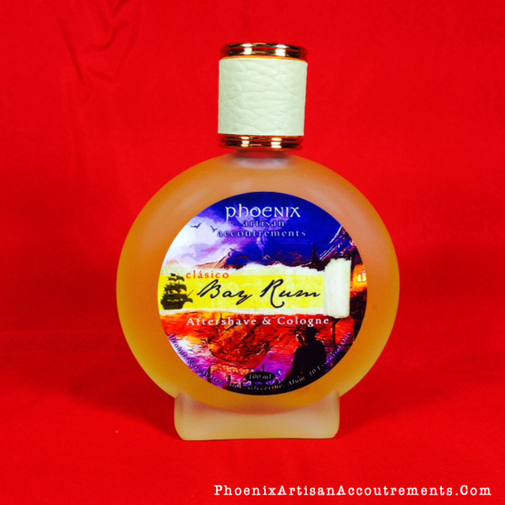 Bay Rum Cologne / Aftershave – Phoenix Artisan Accoutrements