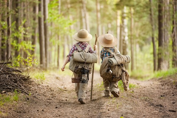 Top Ten Tips For Camping With Kids | Lessons From A Dad