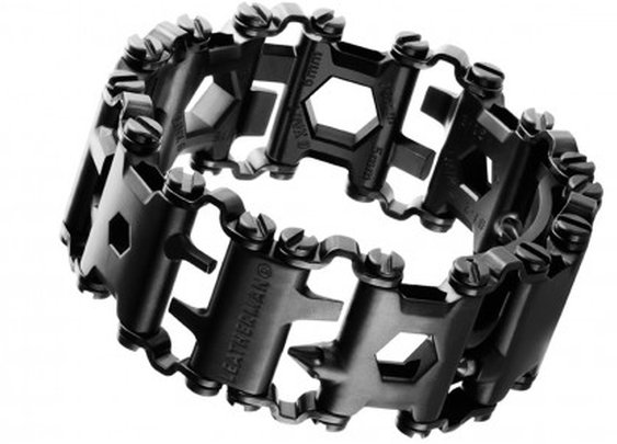 Leatherman announces its Tread multi-tool bracelet