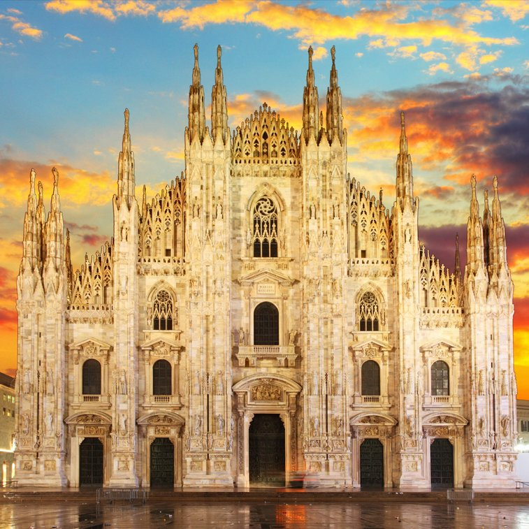 $400 Flight From New York to Milan - Emirates and United Offer Insane Deal