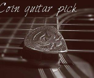 Cheap Easy Guitar Pick!