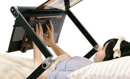 Bed Workstation