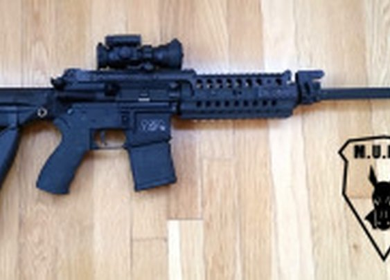 Hide A Glock In Your AR15Stock
