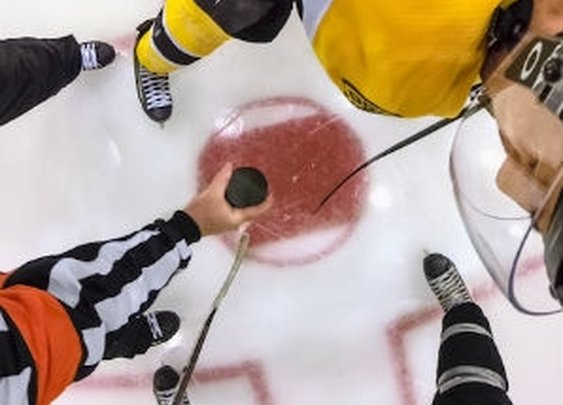 This is What Professional Hockey Looks Like with a GoPro - MensJournal.com