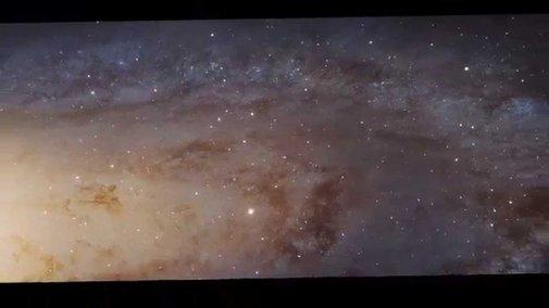 Gigapixels of Andromeda [4K] - YouTube