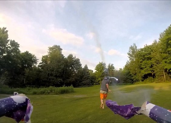 Roman Candle Drone!
