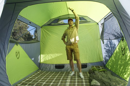 First Look: Big, Tall Tent From Nemo