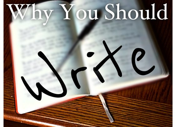 Why You Should Write What You Read