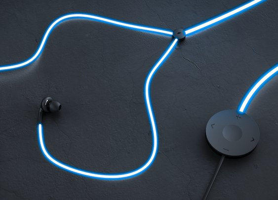 Glow Headphones | The Coolector