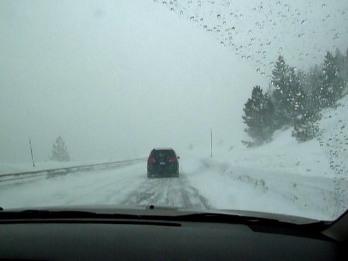 10 Winter Driving Tips To Keep You Safe This Winter