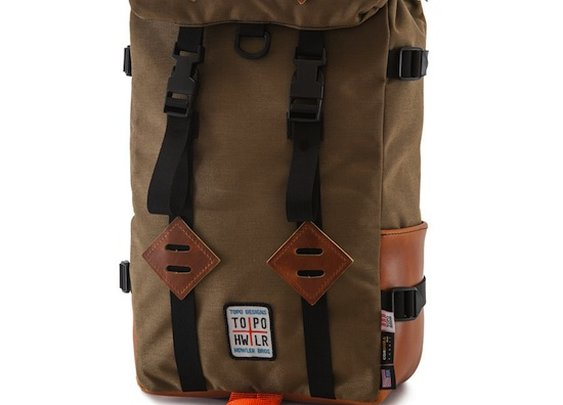 TOPO X HOWLER KLETTERSACK 15L | The Coolector