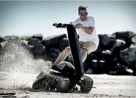 DTV Shredder - All-Terrain Vehicle