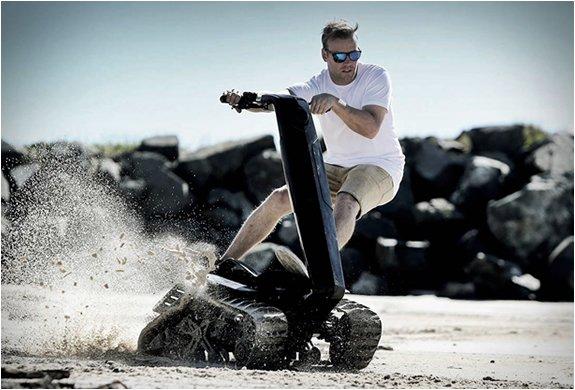 DTV Shredder - All-Terrain Vehicle